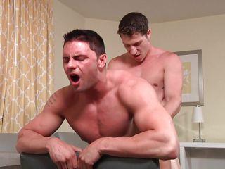 порно видео анальный секс геев